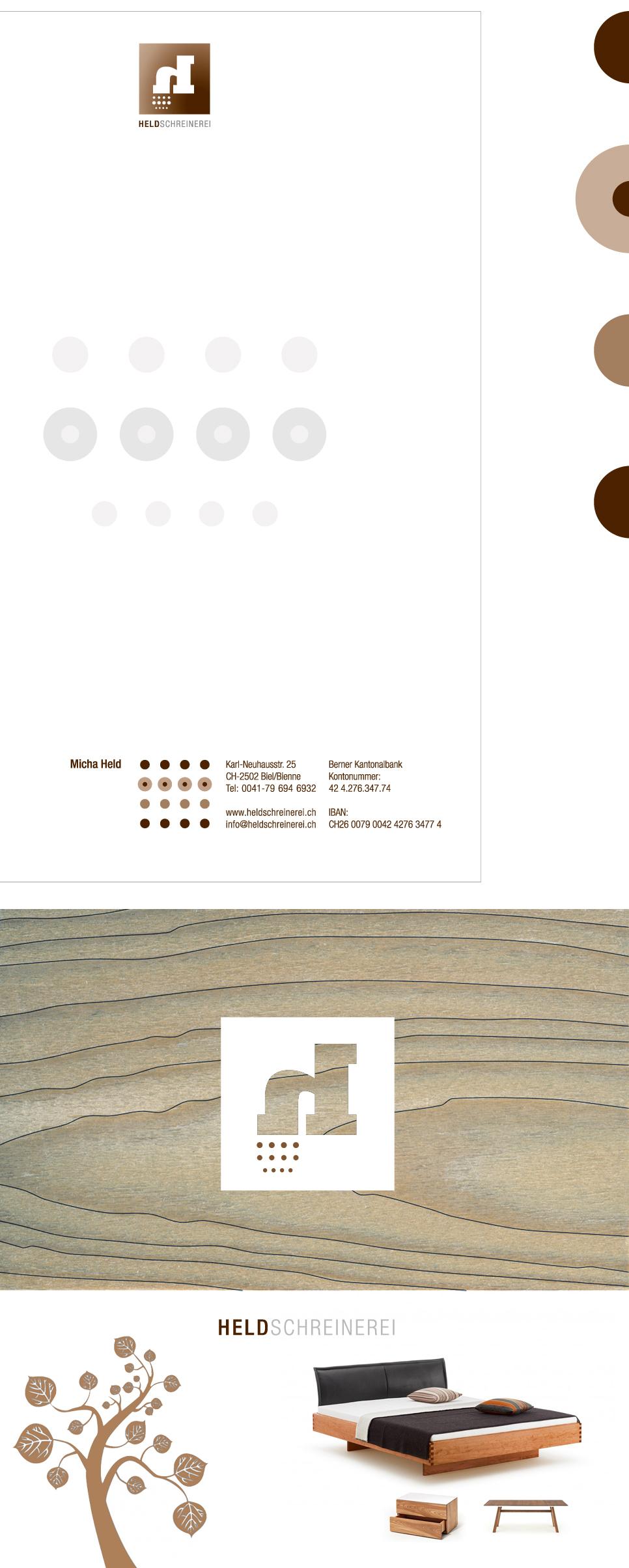 corporate design schreinerei held schiegl gmbh. Black Bedroom Furniture Sets. Home Design Ideas