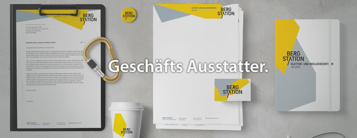 Corporate Design der schiegl gmbh
