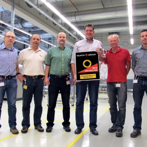 Würth Quality Award 2012