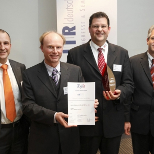 TOPIT QUALITY AWARD 2009