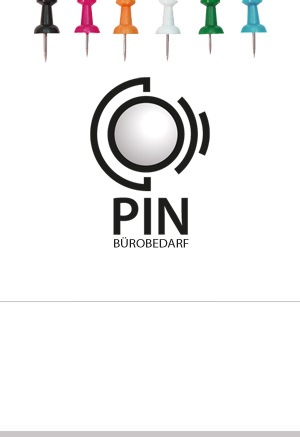 Corporate Design: PIN Bürobedarf