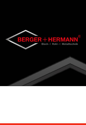 Corporate Design: Berger+Hermann, Stuttgart