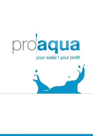 Corporate Design: proaqua GmbH & Co. KG, Mainz