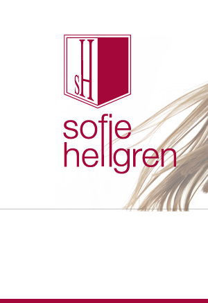 Corporate Design: Sofie Hellgren Frisuren