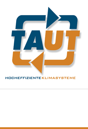 Corporate Design: Taut Klimasysteme, Korntal
