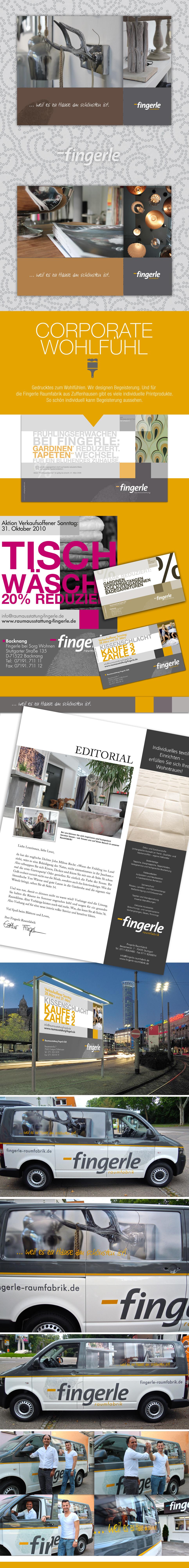 Print Design - Fingerle Raumfabrik - schiegl gmbh | Agentur für ...
